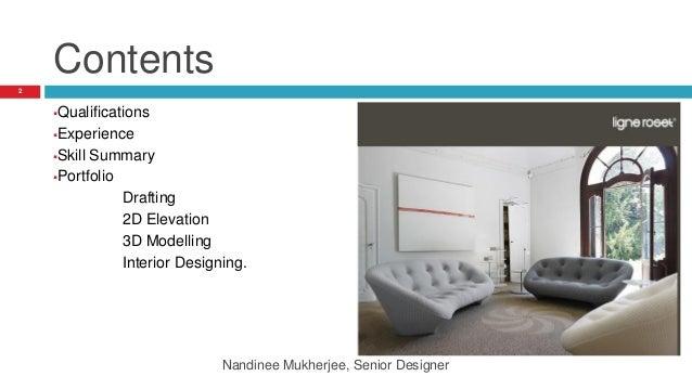 Interior Design Qualifications interior design portfolio nandinee mukherjee