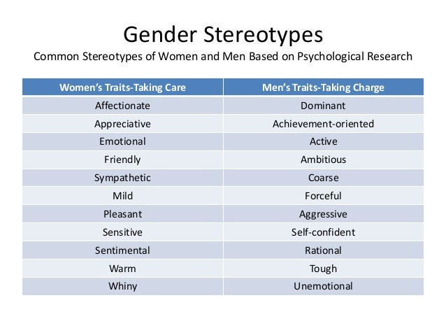 an analysis of the differences in the abilities of men and women Stanford medicine search sex differences in cognitive abilities women and men have different fuel additives running through their tanks.