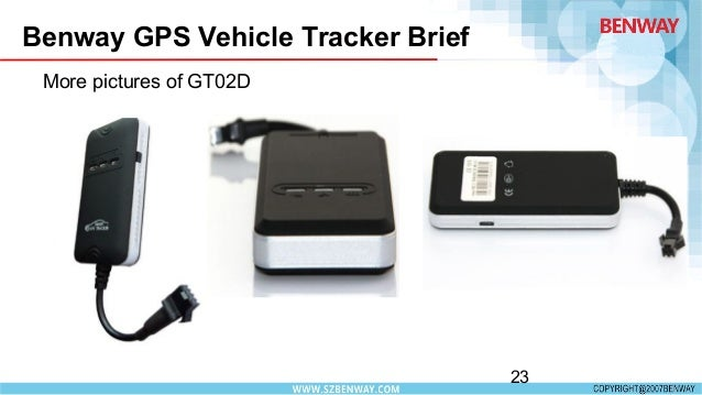BENWAY-GPS Vehicle Tracker9 11