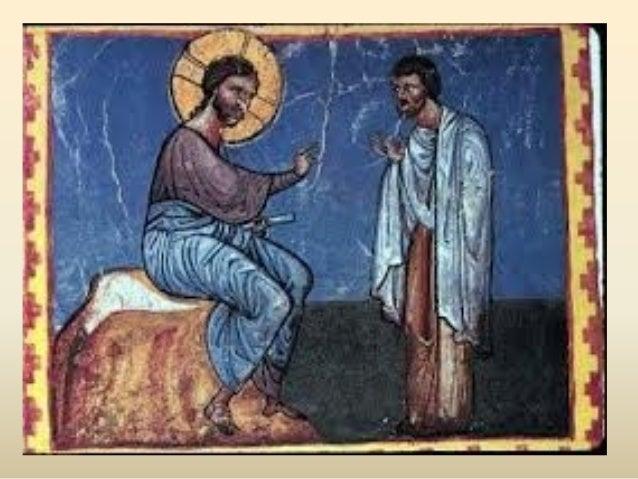 """Ο νέος που πλησίασε το Χριστό ήταν """"ευσεβής"""" και τηρούσε τις 10 εντολές και τις 613 διατάξεις των ραβίνων. Το ότι είχε μεγ..."""