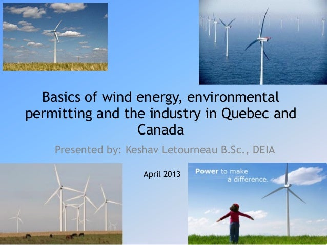 Energy Harnessed from the Wind: Part 2