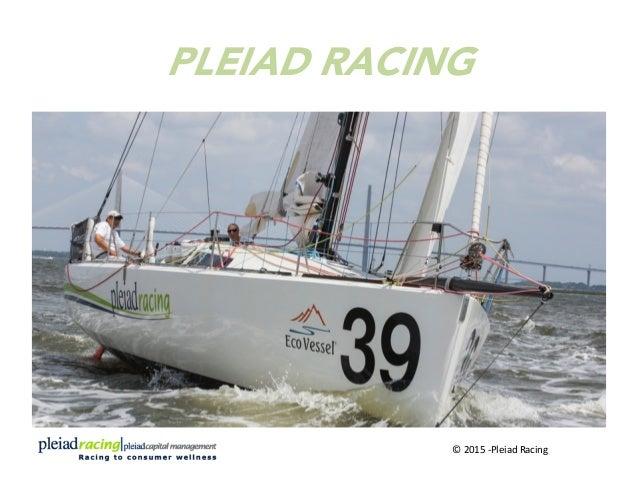 PLEIAD RACING ©  2015  -‐Pleiad  Racing