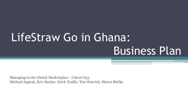 Business plan writer in ghana