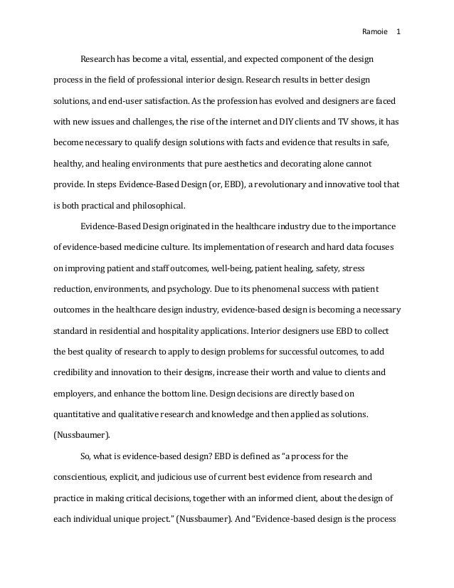 importance of ambition essay