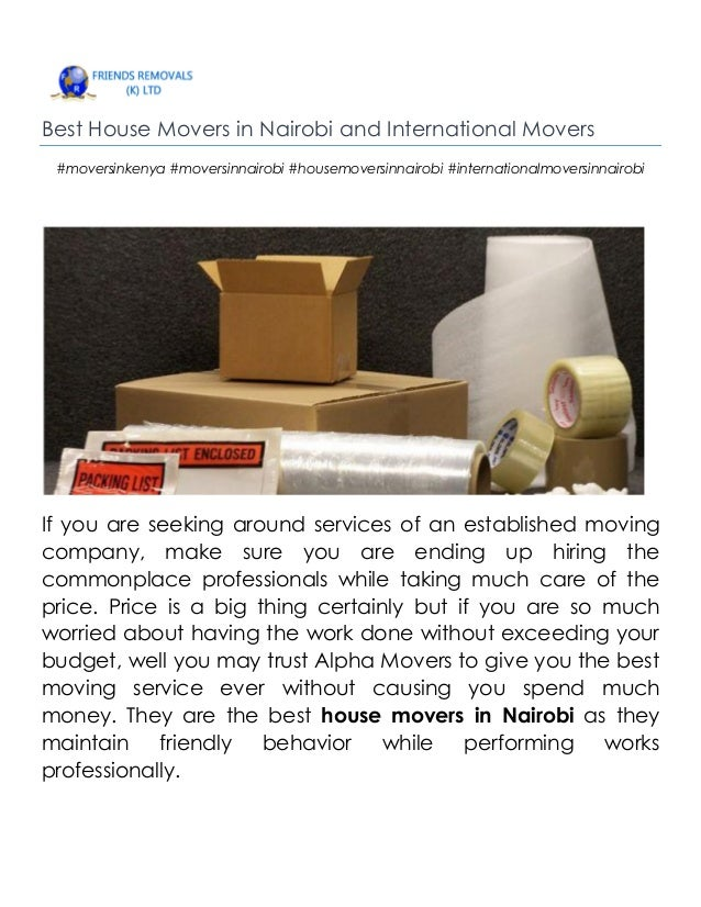 international house movers