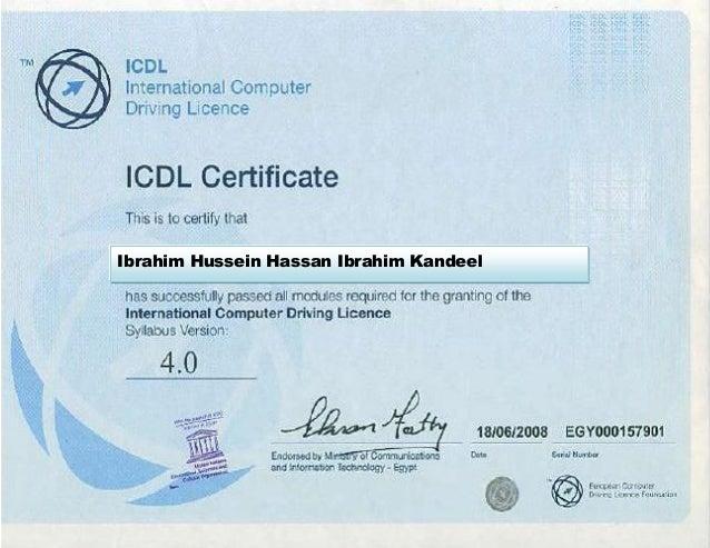 Ibrahim Hussein Hassan Ibrahim Kandeel