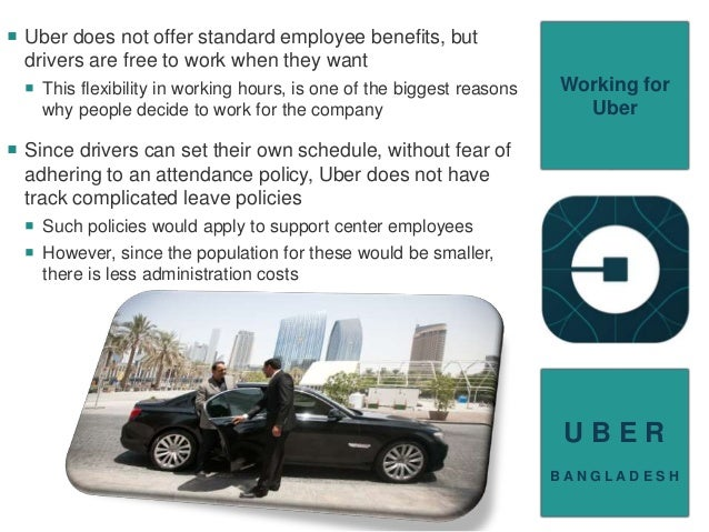 How Does Uber Pay Their Drivers >> Uber in Bangladesh Business Proposal