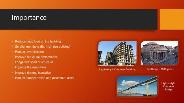 Aci Lightweight Concrete : Structural lightweight concrete