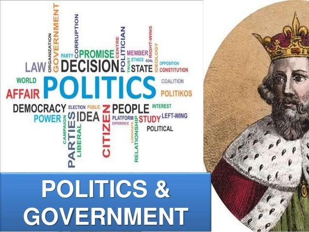 POLITICS & GOVERNMENT