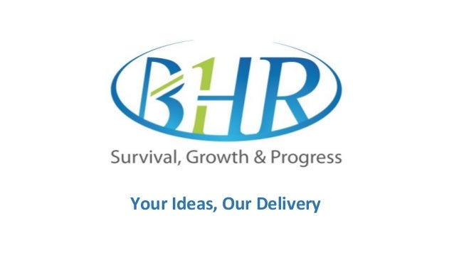 Human Resource Your Ideas, Our Delivery
