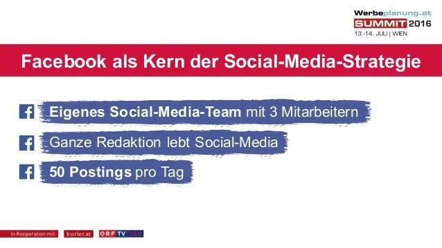 Werbeplanung.at SUMMIT 16 – Die perfekte Videostrategie, Episode 2 – Die Facebook-Erfolgsstory – Nikolaus Fellner (oe24) Slide 3