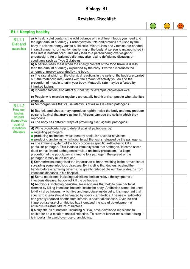 Gcse Art Coursework Checklist