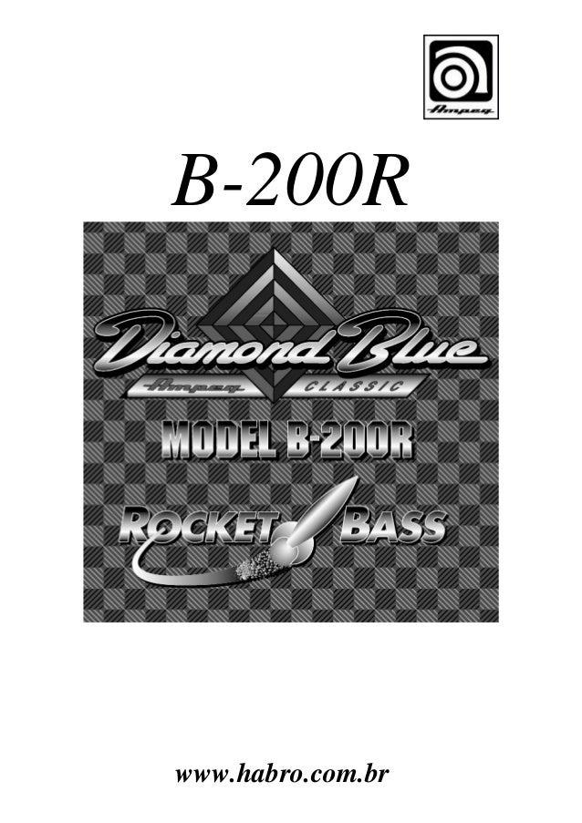 B-200R  www.habro.com.br