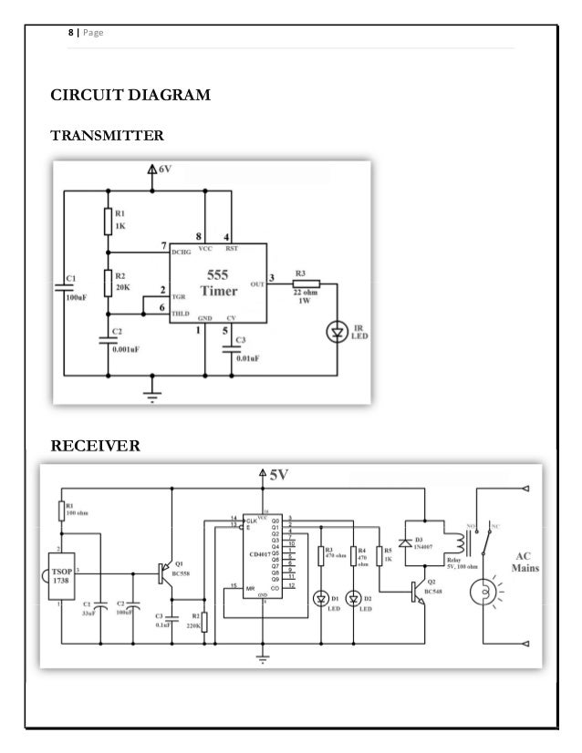 Phenomenal Controlling A Home Appliance Using Ir Remote Wiring Digital Resources Funapmognl