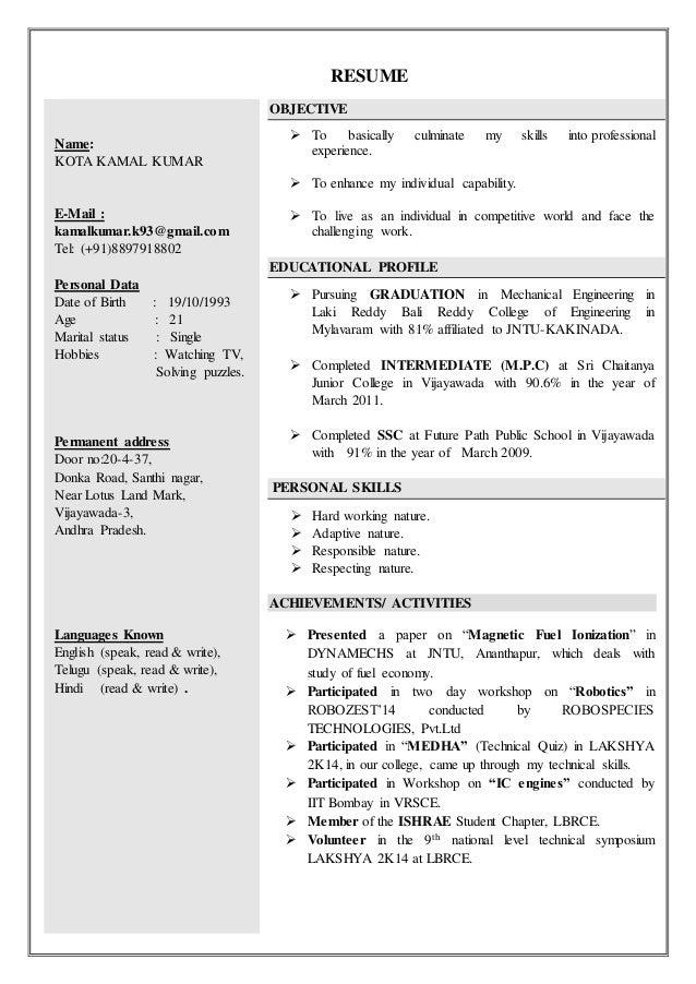 kamal resume edited