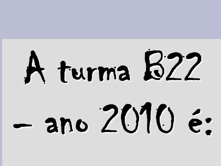 B22 2010