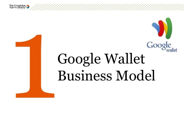 Google Wallet Business Model