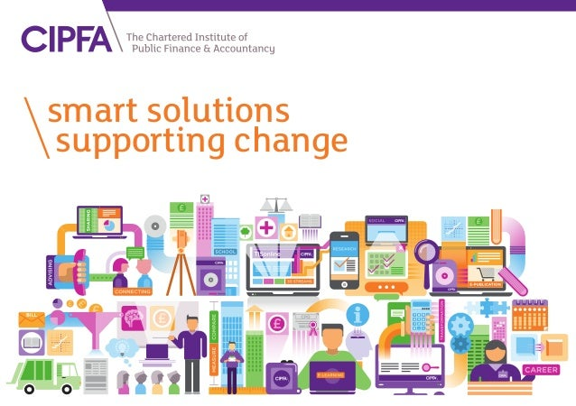 smart solutions supporting change