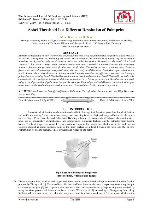 The International Journal Of Engineering And Science (IJES) ||Volume||2 ||Issue|| 6 ||Pages|| 04-11||2013|| ISSN (e): 2319...