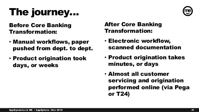 AppDynamics and ME Bank: Use Cases for a Modern Digital