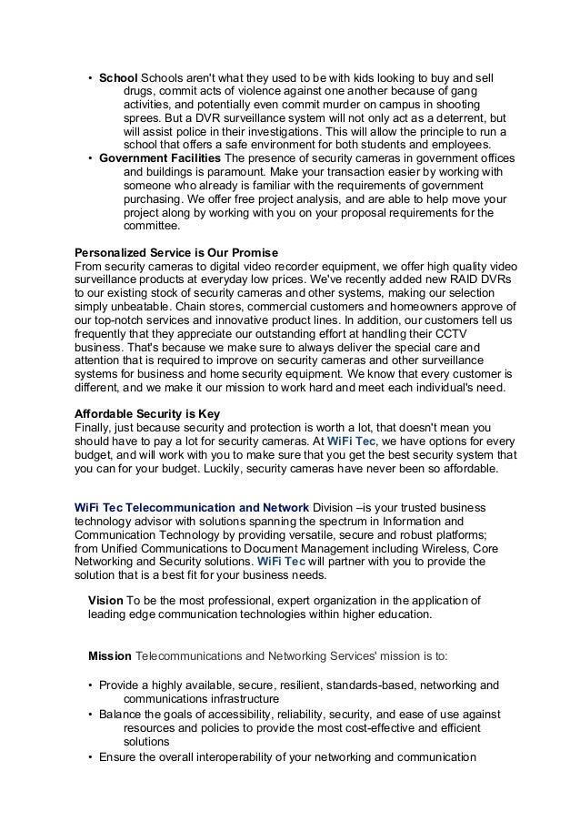 WiFi Tec company profile updated2