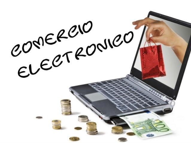 El comercio electrónico, también conocido como E-COMMERCE,consiste en la compra y venta de productos o de servicios a trav...
