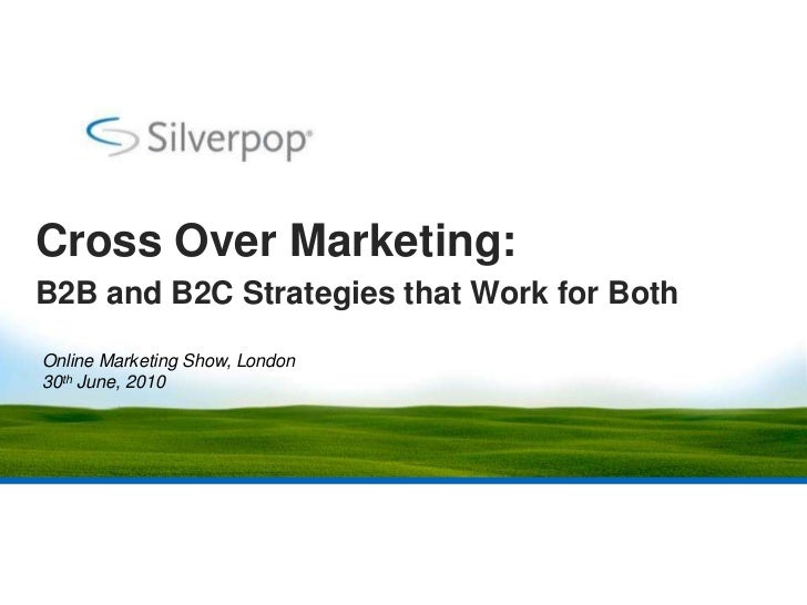 b2b and b2c marketing strategies There is a difference in strategy when it comes to marketing to business and marketing to a consumer although you are ultimately still selling a read more.