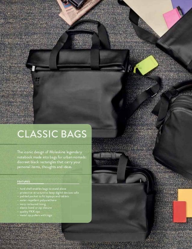 Moleskine Classic Vertical Weekender Bag 8051272891065