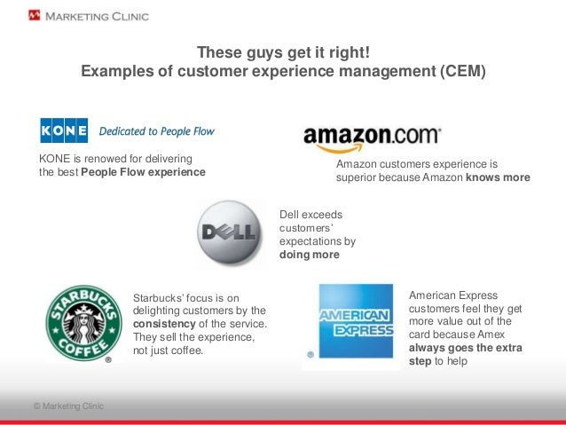 Driving results throught superior customer experience