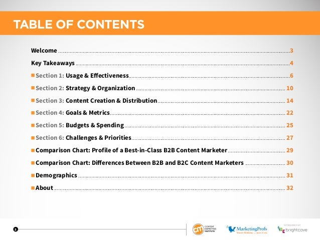 B2B Content Marketing - 2016 Benchmarks, Budgets and Trends - North America Slide 2