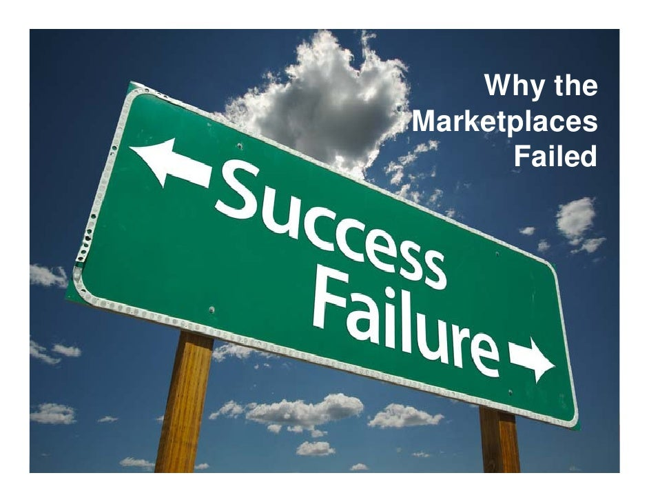 Why the Marketplaces       Failed       Slide 35 ©2009 GXS, Inc.