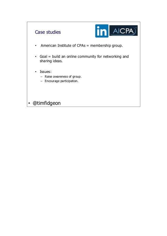 Linkedin b2b case studies