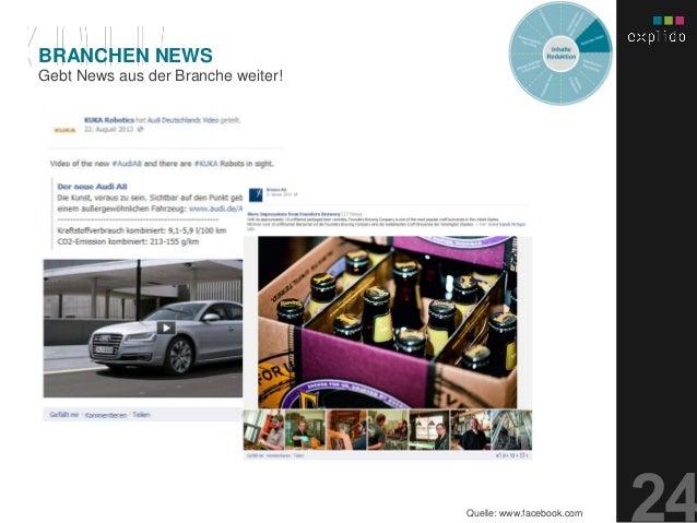 AUGBURG XX.XX.201X INHALTS- TEXT FOLIE Gebt News aus der Branche weiter! BRANCHEN NEWS Quelle: www.facebook.com