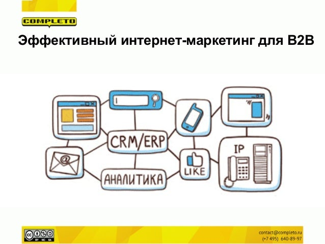 Эффективный интернет-маркетинг для B2B