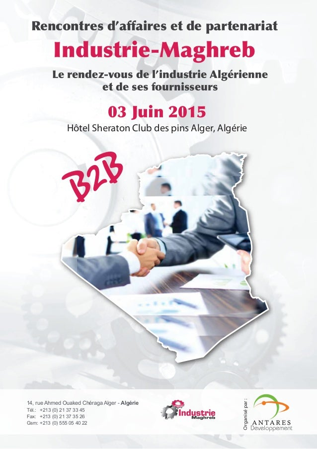 Rencontre d'affaires de normandie
