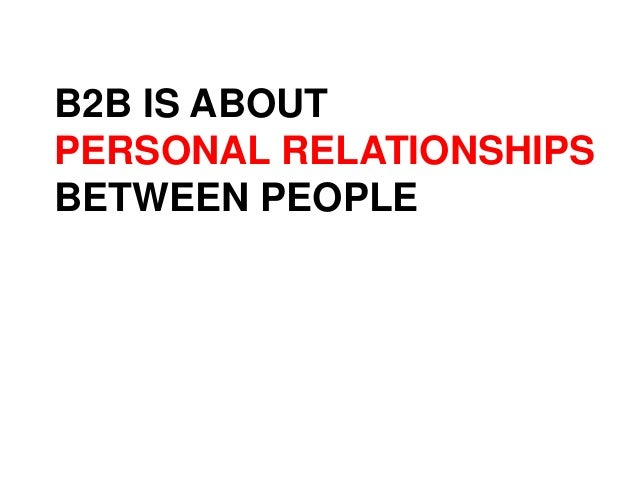 Image result for b2b personal