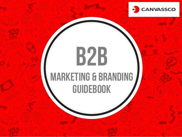 B2B  Marketing & Branding Work Book guidebook