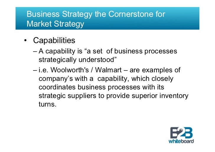 """wal mart resources and capabilities to create core competencies Culture- one core competency wal-mart has is its culturewal-mart's employees are hardworking, efficient, and processoriented in the video """"the age of wal-mart"""" it pointed out thatsam walton, founder of wal-mart, called his employees associatesand treated them as partners he wanted their input and ideas onhow to make the company better."""