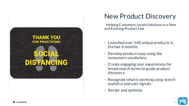 16 • Launched over 140 unique products in the last 6 months. • Develop product copy using the consumers vocabulary. • Crea...