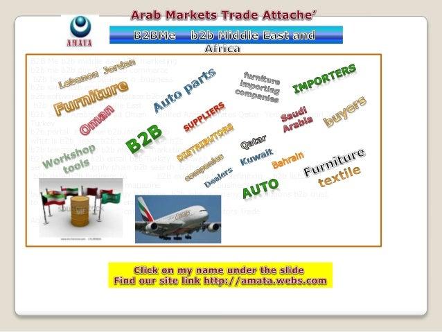 Saudi Arabia Qatar Bahrain Kuwait importers distributors companies