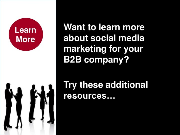 B2Bs can create rich, in-depth conversations, professional forums and knowledge exchanges around their unique ideas, artic...