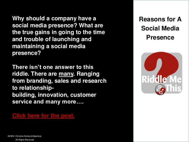 Social media tools and platforms provide B2Bs with new ways to communicate information and answer buyer questions about th...