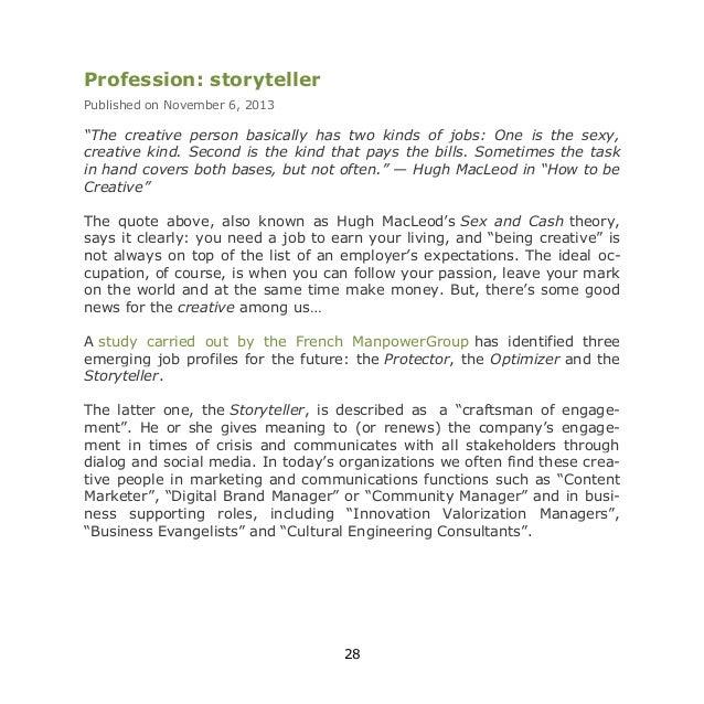 B2b storytelling 2 september 2013 june 2014 28 fandeluxe Images