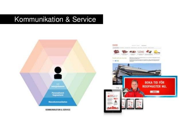 Kommunikation & Service