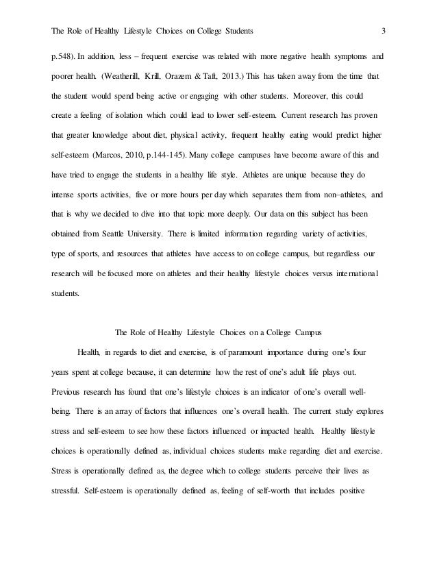 research paper on self confidence