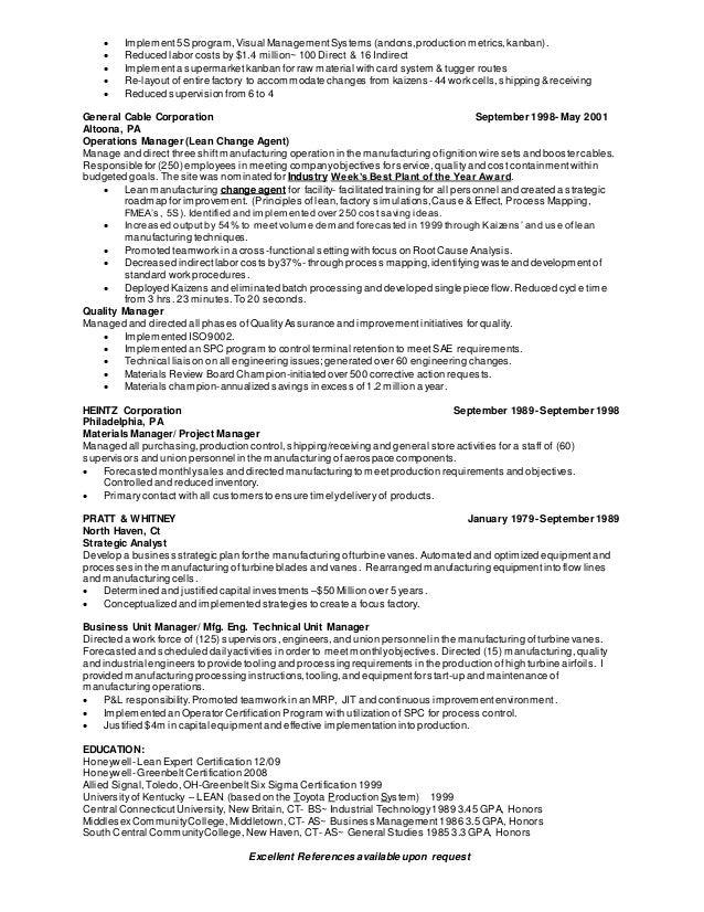 carl arens resume 8 15 revised