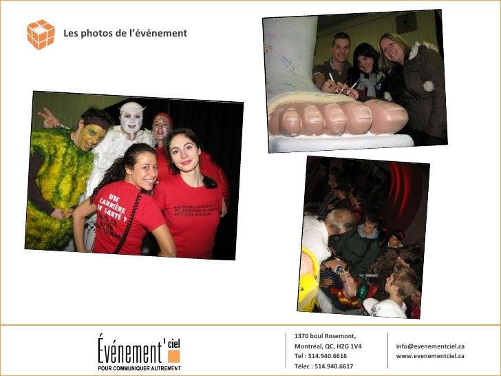 Les photos de l'événement