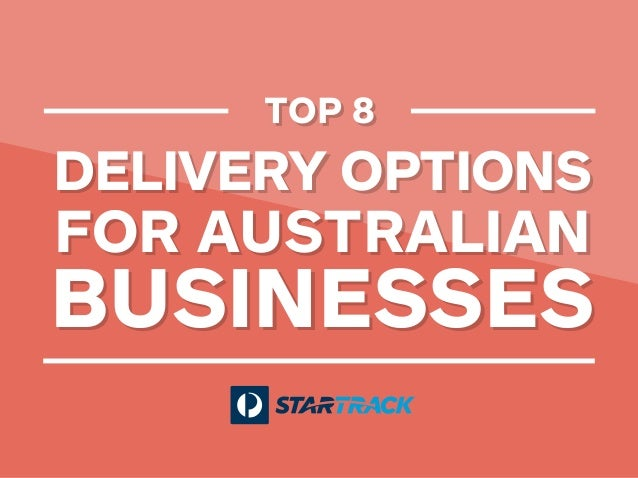 Best shipping options for small business