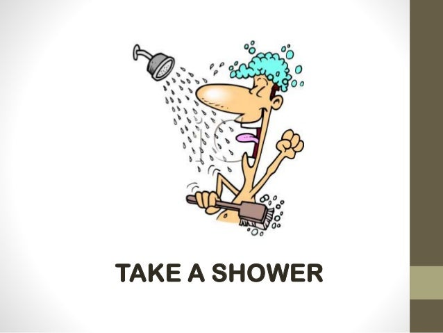 how to take a waterless shower
