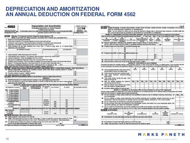 form 4562 2017 - Ceri.comunicaasl.com